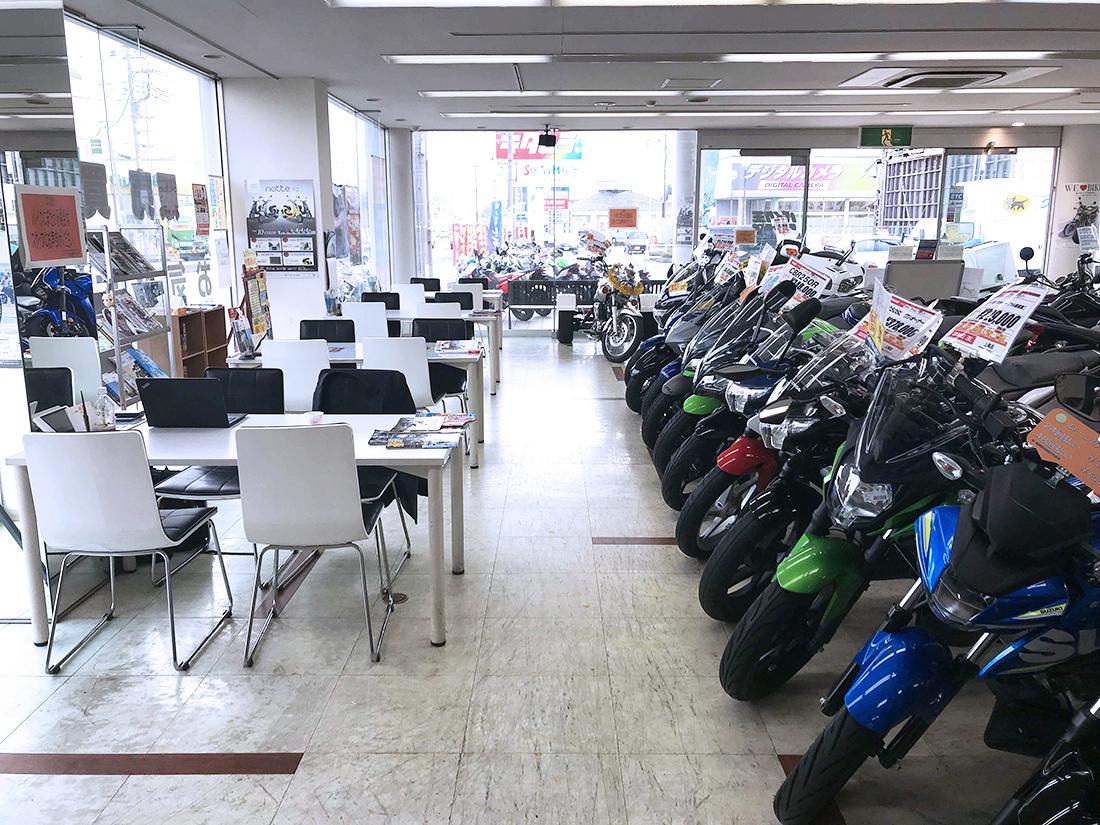 バイク王 上尾店 店舗写真2