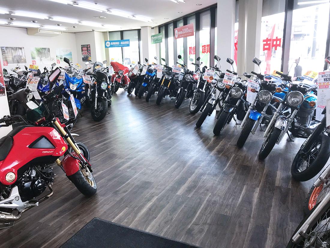 バイク王 寝屋川店 店舗写真2